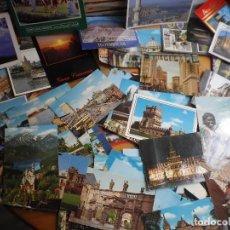 Postales: 70 POSTALES DE VARIOS PAISES DISTINTOS. Lote 72439271