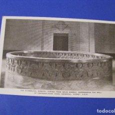 Postales: ANTIGUA POSTAL DE AUSTRALIA. MEMORIAL DE ANZAC. SIN CIRCULAR.. Lote 96713251
