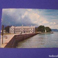 Postales: ANTIGUA POSTAL DE MALASIA. PENANG. AYUNTAMIENTO. SIN CIRCULAR.. Lote 96717143