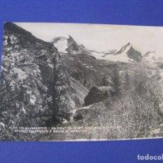 Postales: POSTAL DE ITALIA. VALSAVARANCHE. MONTAÑAS. SIN CIRCULAR.. Lote 96717335