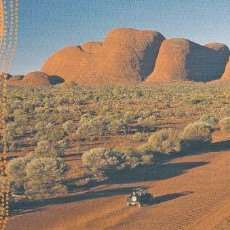 Postales: POSTAL KATA TJUTA (MONTE OLGA). AUSTRALIA. Lote 97535795