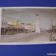 Postales: POSTAL DE NUEVA ZELANDA. GISBORNE. ESCRITA.. Lote 97964999
