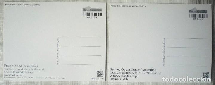 Postales: DOS POSTALES DE SYDNEY - Foto 2 - 98549215