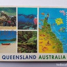 Postales: QUEENSLAND AUSTRALIA GOLD COAST. Lote 101111483