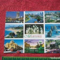 Postales: POSTAL AUSTRALIA CON SELLOS. Lote 103440971