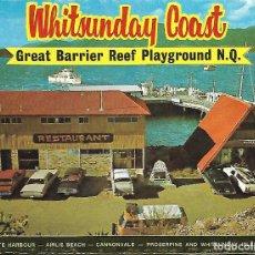 Postales: LIBRETO AUSTRALIANO DE WHITSUNDAY COAST. Lote 105715819