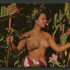 Postales: TAHITÍ. *A BEAUTIFUL TAHITIAN MAID* ED. STINSONS Nº 2008. NUEVA.. Lote 8486920