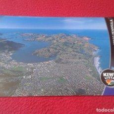Postales: POSTAL POST CARD CARTE POSTALE KIWI VISTA DUNEDIN & OTAGO PENÍNSULA NUEVA ZELANDA NEW ZEALAND VER F . Lote 128096995
