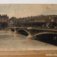 Postales: NICE -LE PONT MORAND -FRANCIA. Lote 130811744