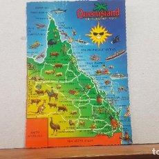 Postales: POSTAL ANTIGUA AUSTRALIA.- QUEENSLAND. Lote 135719827