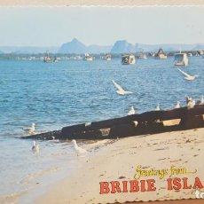 Postales: POSTAL ANTIGUA AUSTRALIA.- QUEENSLAND.- BRIBIE ISLAND. Lote 135720135