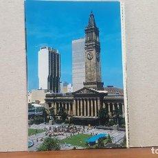 Postales: POSTAL ANTIGUA AUSTRALIA.- BRISBANE.- 10,3X6,7 CTMS. Lote 135789006