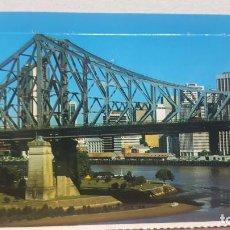 Postales: POSTAL ANTIGUA AUSTRALIA.- BRISBANE.- 10,3X6,7 CTMS. Lote 135789122