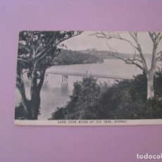 Postales: AUSTRALIA. SYDNEY. LANE COVE RIVER AT FIG TREE. PUBL. SAMUEL WOOD. SIN CIRCULAR.. Lote 153215210