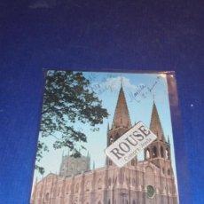 Postales: MANILA - SAN SEBASTIAN CHURCH.P.I. GOLDESTEINSMANILA P.I. POSTAL CIRCULADA 1921. Lote 155285510