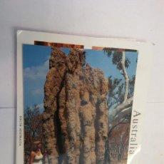 Postales: BJS.LINDA POSTAL GIANT ANT HILL - AUSTRALIA.CIRCULADA.COMPLETA TU COLECCION.. Lote 156816714