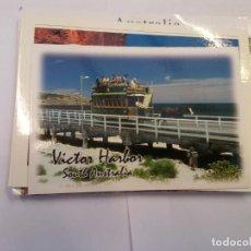 Postales: BJS.LINDA POSTAL VICTOR HARBOR - AUSTRALIA.SIN USAR.COMPLETA TU COLECCION.. Lote 156817458