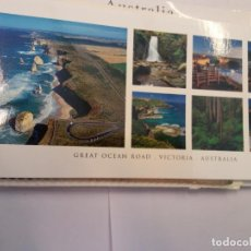 Postales: BJS.LINDA POSTAL GREAT OCEAN ROAD - AUSTRALIA.SIN USAR.COMPLETA TU COLECCION.. Lote 156817918