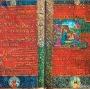 Postales: MONTECASSINO (ITALIA), LIBRO CORAL DE LA ESCUELA FLORENTINA, SIGLO XVI. Lote 159663202