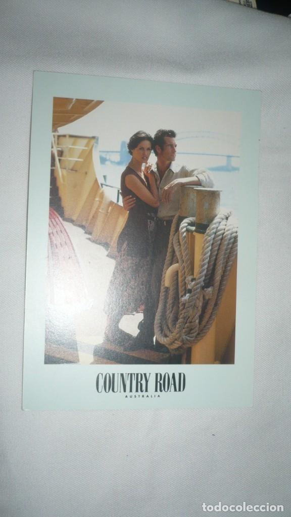 POSTAL AUSTRALIA COUNTRY ROAD (Postales - Postales Extranjero - Oceanía)