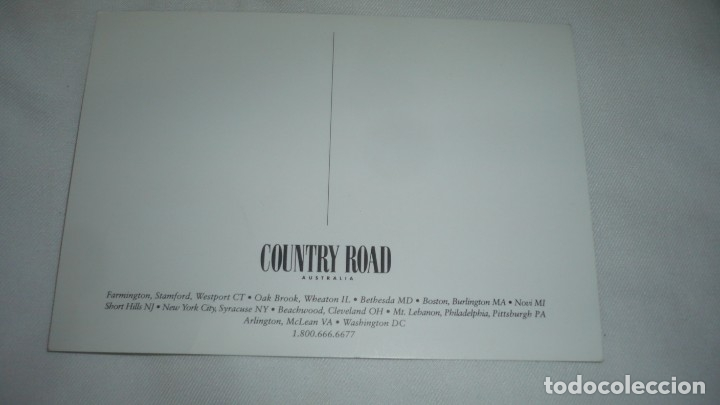 Postales: Postal Australia Country Road - Foto 4 - 173599834