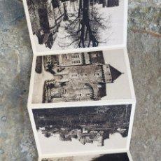 Postales: ALBUM DE 12 POSTALES FOTOGRÁFICAS DE CASTELARNAU DE BRETENOUX, FRANCE FRANCIA . Lote 175634717