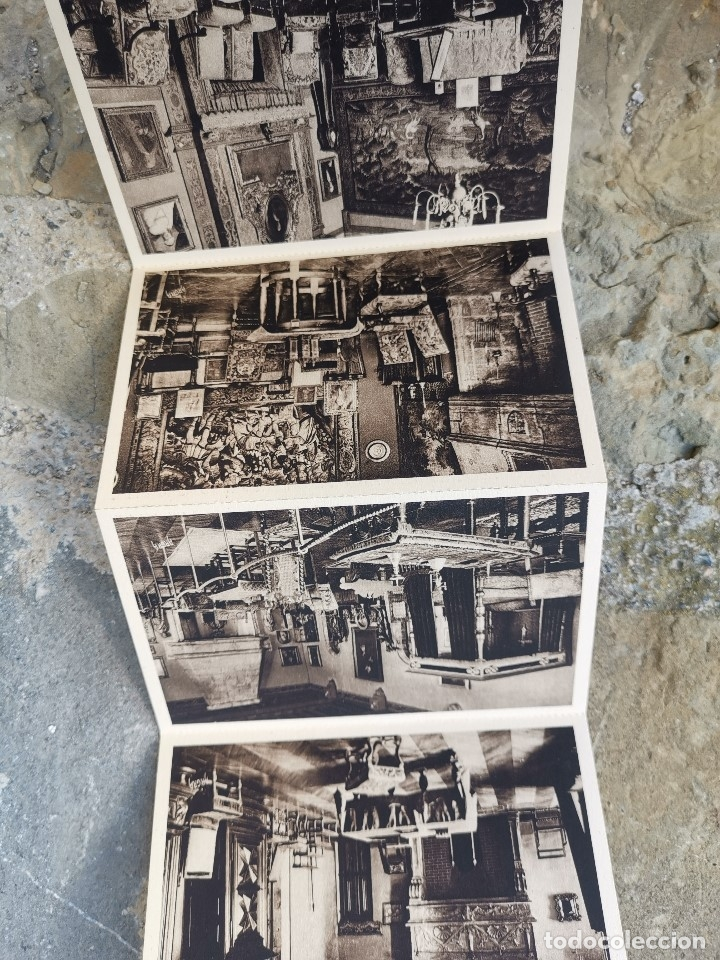 Postales: Album de 12 postales fotográficas de Castelarnau de Bretenoux, France Francia - Foto 5 - 175634717