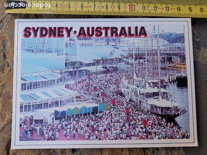 POSTAL DE SIDNEY-AUSTRALIA DE 1988 (Postales - Postales Extranjero - Oceanía)
