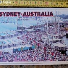 Postales: POSTAL DE SIDNEY-AUSTRALIA DE 1988. Lote 175639948