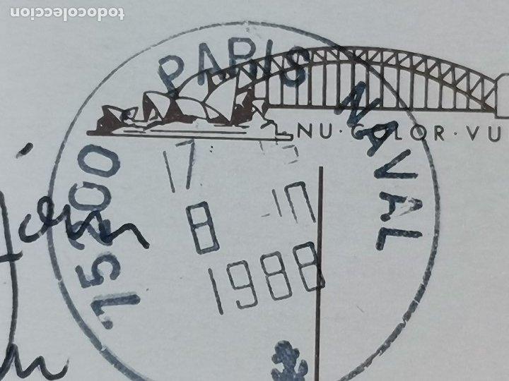 Postales: Postal de Sidney-Australia de 1988 - Foto 3 - 175639948