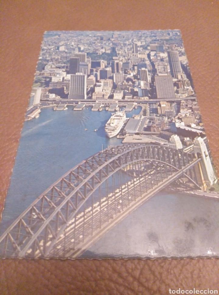 POSTAL COLOR SIDNEY AUSTRALIA. JOHN SANDS N 198. ESCRITA CA. 1970 (Postales - Postales Extranjero - Oceanía)