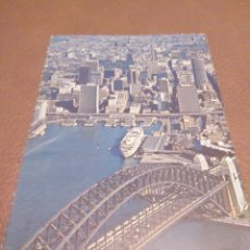 Postales: POSTAL COLOR SIDNEY AUSTRALIA. JOHN SANDS N 198. ESCRITA CA. 1970. Lote 182509667