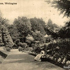 Postales: BOTANICAL GARDENS, WELLINGTON - NEW ZEALAND POST CARD. Lote 183333743