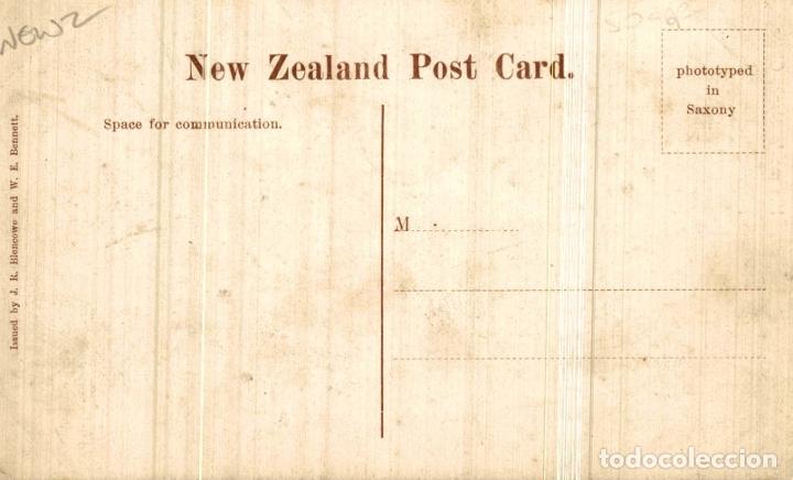 Postales: HINEMOAS STEPS, OKERE NEW ZEALAND POST CARD - Foto 2 - 183334376