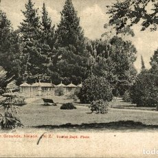 Postales: RECREATION GROUNDS, NELSON NEW ZEALAND POST CARD. Lote 183334540