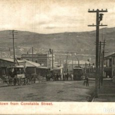 Postales: NEWTOWN FROM CONSTABLE STREET NEW ZEALAND POST CARD. Lote 183334617