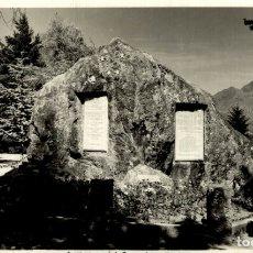 Postales: SCOTT MEMORIAL, QUEENSTOWN NEW ZEALAND POST CARD. Lote 183334655
