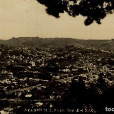 Postales: NELSON FROM THE ZIG ZAG NEW ZEALAND POST CARD. Lote 183334758