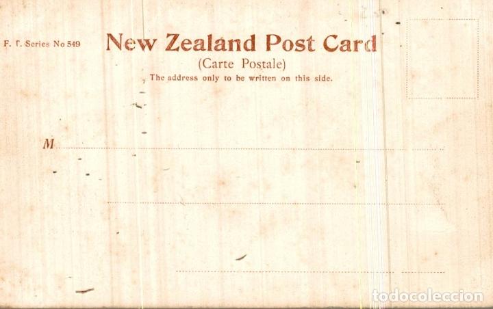 Postales: ST PETERS CHURCH,UPPER WILLIS STREET, WELLINGON NEW ZEALAND POST CARD - Foto 2 - 183334778