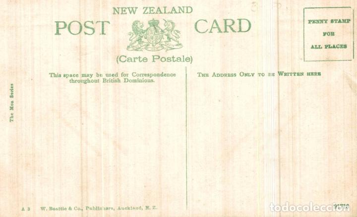 Postales: UPPER QUEEN STREET, AUCKLAND NEW ZEALAND POST CARD - Foto 2 - 183334806