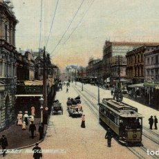Postales: UPPER QUEEN STREET, AUCKLAND NEW ZEALAND POST CARD. Lote 183334806