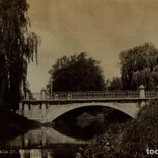 Postales: ARMACH ST BRIDGE NEW ZEALAND POST CARD. Lote 183334890