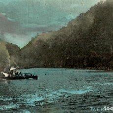Postales: TWILIGHT ON THE VANGANUT NEW ZEALAND POST CARD. Lote 183334935