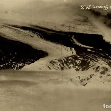 Postales: SUNRISE, TASMAN GLACIER NEW ZEALAND POST CARD. Lote 183334962