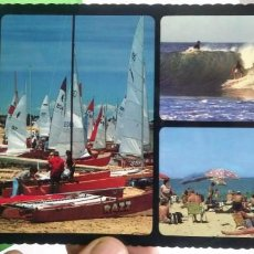 Postales: POSTAL AUSTRALIA SURFING ESCRITA Y SELLADA. Lote 183406438