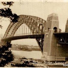 Postales: HARBOUR BRIDGE - SYDNEY - AUSTRALIA. Lote 184513678