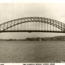 Postales: THE ROSE SERIES - THE HARBOUR BRIDGE, SYDNEY - AUSTRALIA. Lote 184513822
