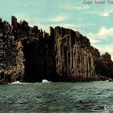 Postales: CAPE RAOUL TASMAN PENINSULA - AUSTRALIE -- TASMANIA -. Lote 184514186