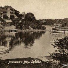 Postales: MOSMANS BAY SYDNEY AUSTRALIA OCEANIA. Lote 184514408