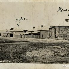Postales: RPPC PINNAROO NEW POLICE STATION AUSTRALIA OCEANIA. Lote 184514525